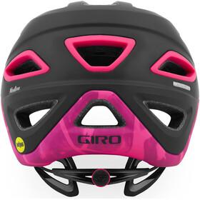 Giro Montara MIPS Helmet Matte Black/Pink Crystals